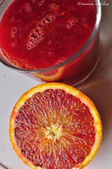 Arancia rossa di Sicilia (IGP)