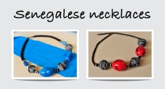 Senegalese Necklaces